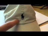 REAL vs FAKE Polo Ralph Lauren Cap Leather Strap PART: 2