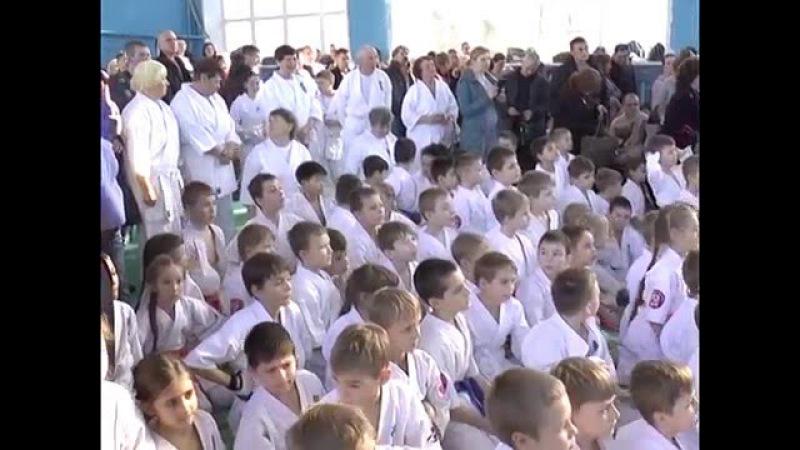 «День воинской славы в Азове.»