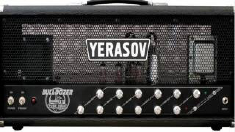 ENGL E530 vs YERASOV BULLDOZER 50 6L6 vs POD HD500X (Treadplate PRE)