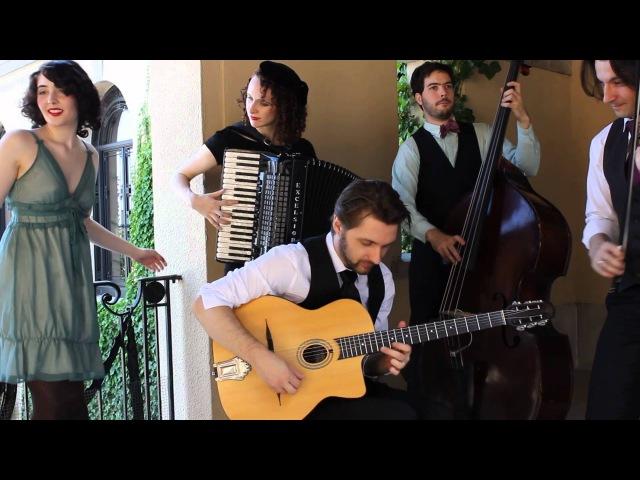 Avalon Jazz band Ménilmontant Charles Trenet