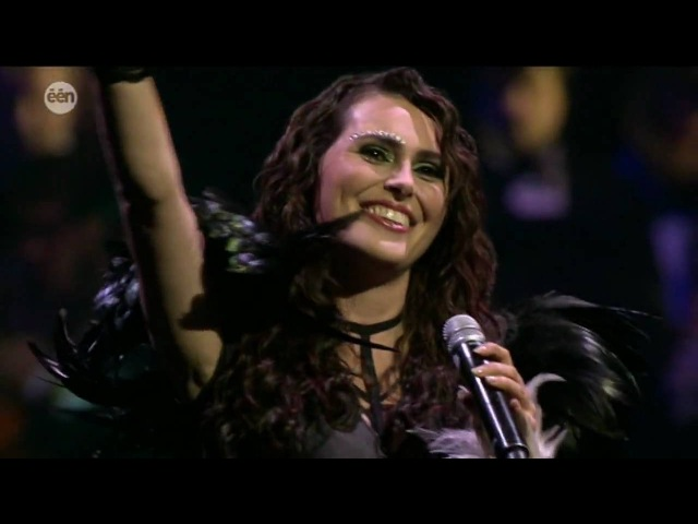 Mother Earth Overture Ice Queen Sharon den Adel live