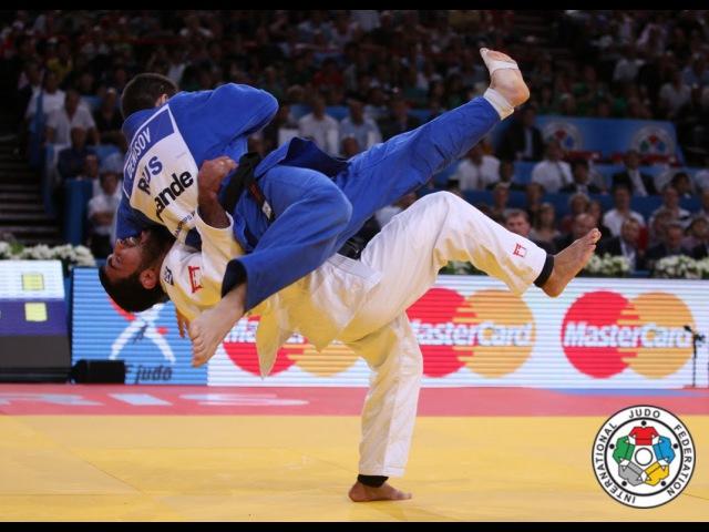 Ura Nage Compilation Judo