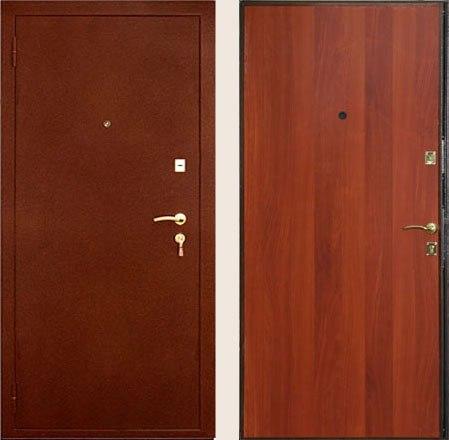 металлические двери пушкино московская область