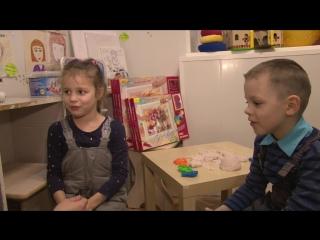 Даша и Рома в рекламе магазина детских развивающих игрушек Вундеркинд!