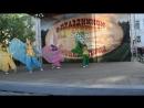 Танец Восток- выступление хореографического коллектива Миражи Волокского СДК