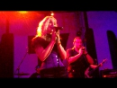 LIV KRISTINE RAYMOND (THEATRE OF TRAGEDY) - Siren отрывок (Samara, Zvezda 13.12.2015)