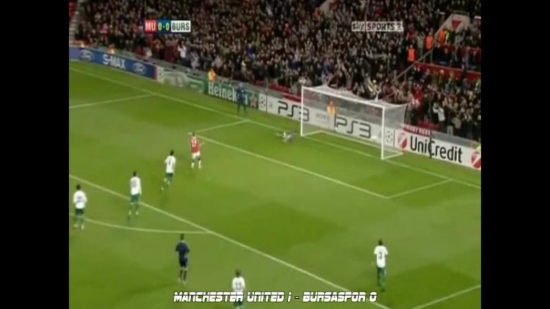 All Goals UEFA Champions League 2010 2011 Part 1