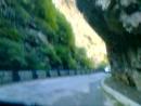 Дорога к Чегемским водопадам. Кабардино-Балкария.