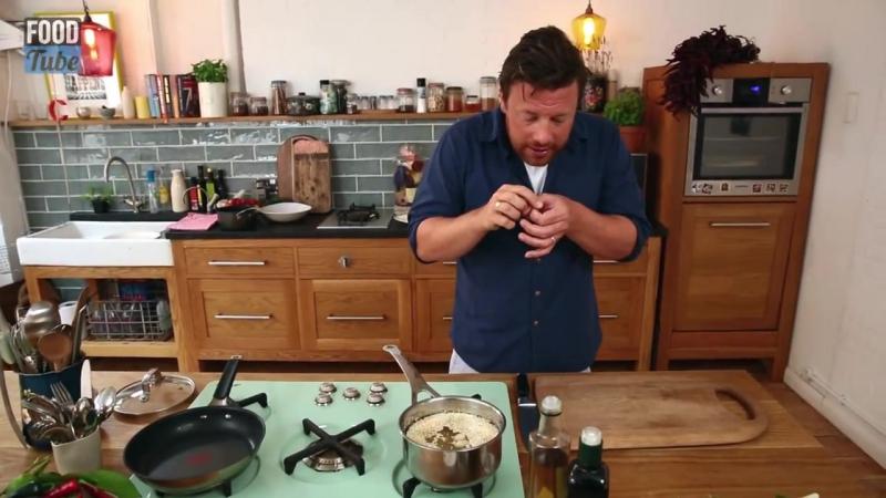 Кулинарный канал Джейми Оливера. Серия 5. Южно Американский завтрак Джейми Оливера
