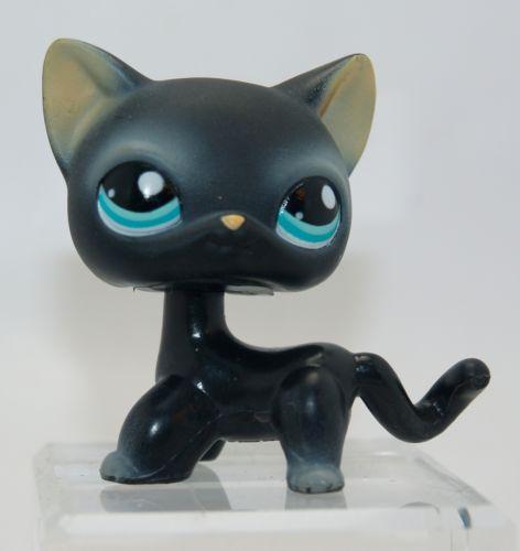 Лпс черный кот стоячки
