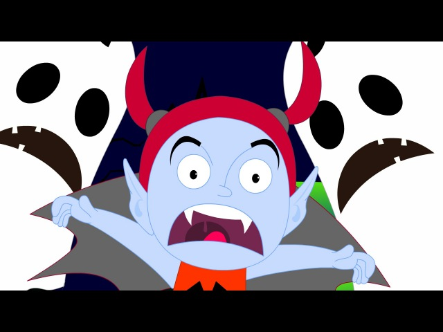 Happy Halloween Song | Scary Nursery Rhymes For Children | Popular Kids Songs