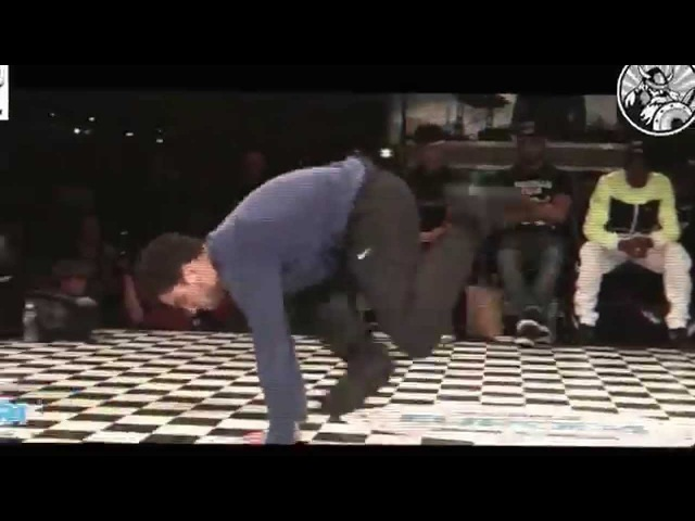 Bboy Saoudi - Force Obscure Bboys day