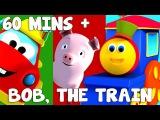 Bob, The Train - Bob, The Train- Adventure Series | Alphabet Adventure | Shapes Song | Farm Adventure