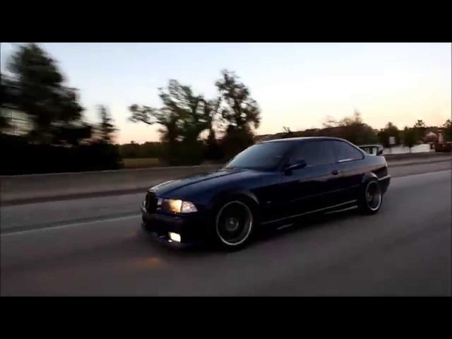 Mateo's 6.0L V8 Swapped E36 M3 On the Road
