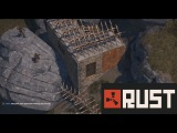 Rust: Spikes VS Raiders (free-cam)
