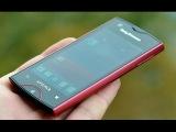 Видео обзор Sony Ericsson Xperia ray ST18i (оригинал) - Купить в Украине | vgrupe.com.ua