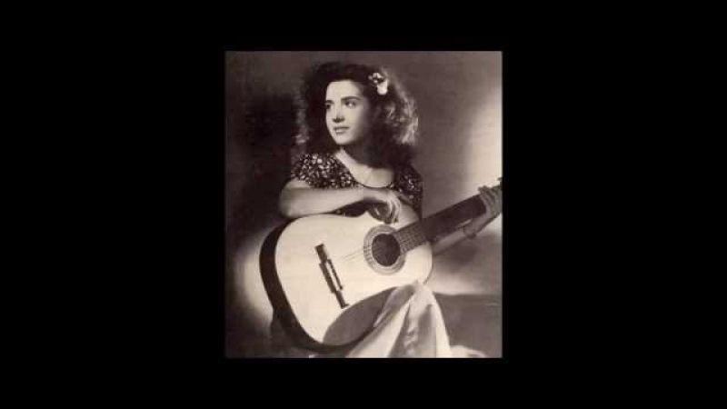 Ida Presti joue Asturias (Albéniz)