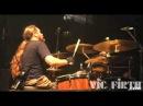 MESHUGGAH Tomas Haake Drumming Footage New England Metal Fest OFFICIAL