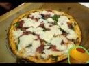 Рецепт мясной и классической пиццы на тонком и толстом тесте