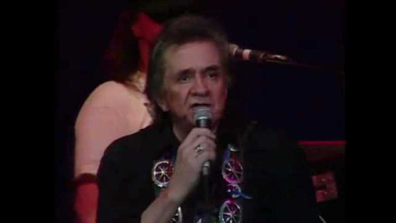 Johnny Cash Willie Nelson - Ghost Riders in the Sky