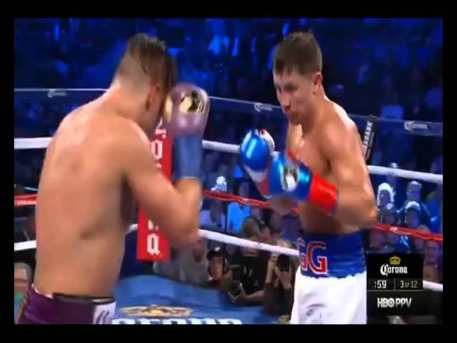 Геннадий Головкин — Давид Лемье 17.10.2015 г. Gennady Golovkin vs David Lemieux Full Fight
