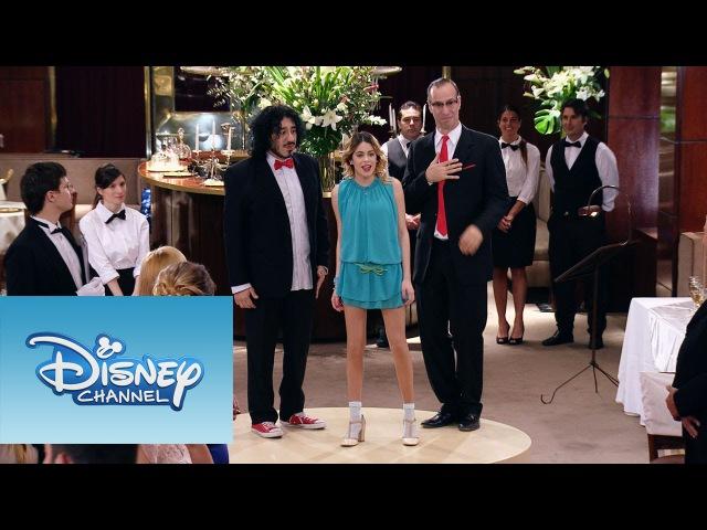 Violetta: Momento Musical: Ramallo, Beto y Violetta cantan Ser mejor