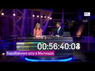 Новости 360°: Тим Иванов представил супер драм-шоу в Мытищах #АренаМытищи #хоккей #КХЛ
