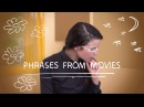 Weekly English Words with Alisha - Phrases From Movies