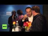 Германия: Кельн колоть-жертва Генриетта Рекер избран мэром, сторонники празднуют.