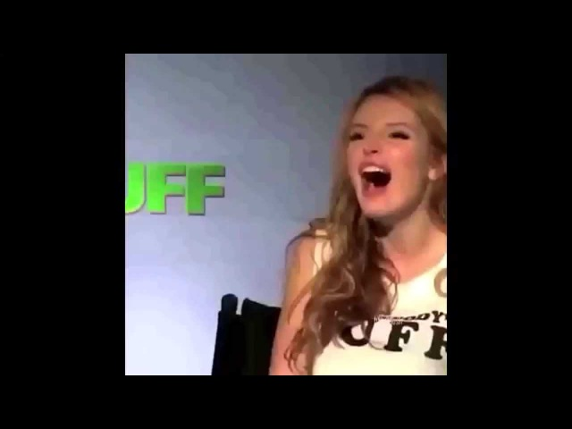 Bella Thorne Laughing To Music bellalaughingtomusic - Compilation ( VINE)