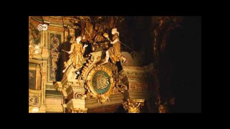 Bayreuth - Welterbe Markgräfliches Opernhaus | Hin weg