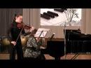"""М.Скорик """"Мелодия"""" из кф """"Высокий перевал"""". пьеса для скрипки и ф-но(исп. Ю.Еремина"""