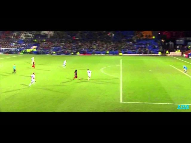 Bafétimbi Gomis goal vs Tranmere Rovers FC