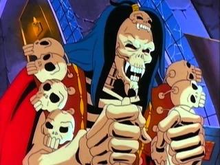 Воины-Скелеты.Серия 1. Плоть и скелет