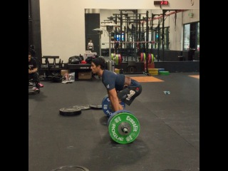 Garret M. Fisher on Instagram: �Almost got that 365lb clean and jerk today for t...