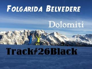 Folgarida Marilleva.Track#26 Black