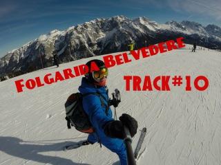 Folgarida Marilleva.Track#10.Monte Vigo