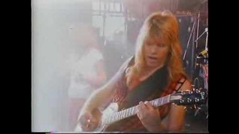 VANDENBERG - Burning Heart (live Texel 1984)