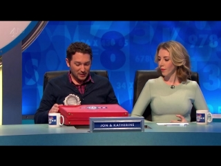 8 Out of 10 Cats Does Countdown 7x03 - Rob Beckett, Katherine Ryan, Greg Davies