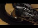 Slip-On Exhaust System on Kawasaki Ninja 250 R - Two Brothers Racing