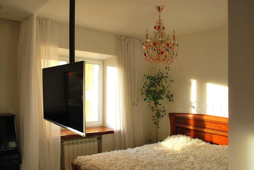 Квартира 36 м в Челябинске.