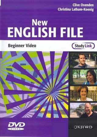 English File Beginner Video