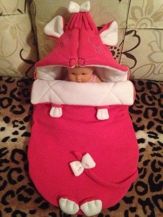 Шьем для новорожденных от 0 до 6 месяцев своими руками