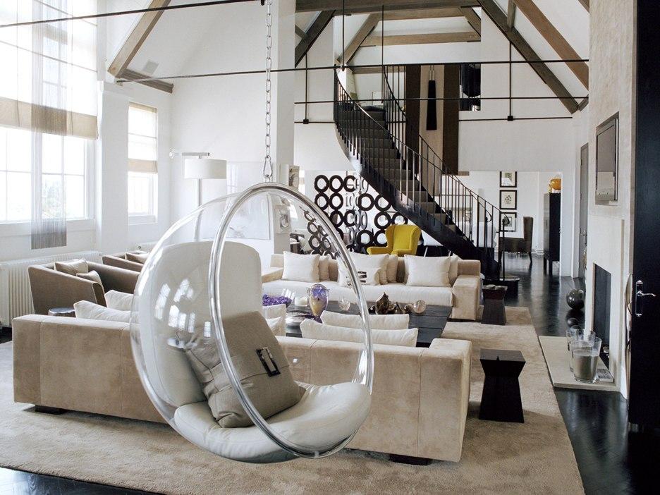 Необычные кресла в интерьере