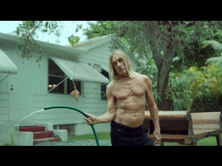 Iggy Pop in H&M Commercials