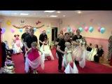 Видео с выпускного в детском саду. Танец