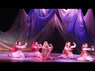 Leena Goel-Amrapali-Russia-Ghazal Hum ne sanam ko khath likha