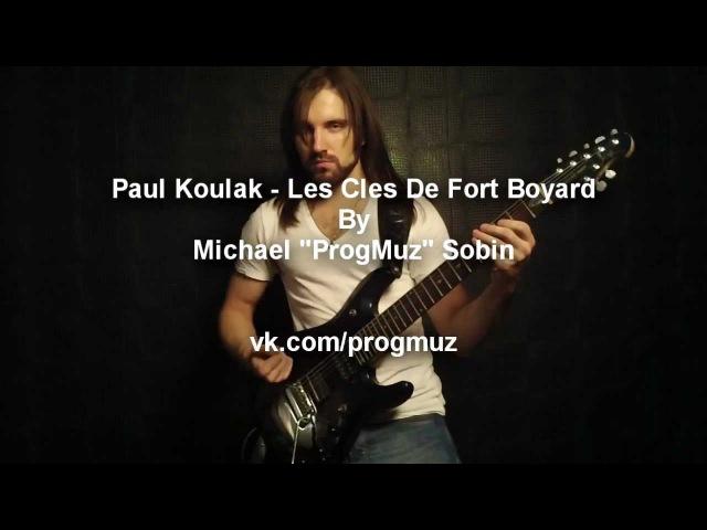 Fort Boyard OST (Guitar Metal Cover)
