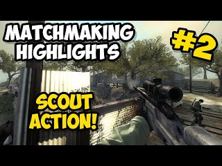 SCOUT ACTION! Matchmaking Highlights #2 (with Friends)