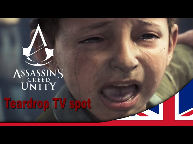 Assassin's Creed Unity TV spot Trailer [UK]